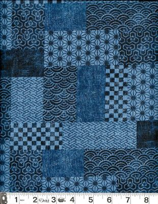 NEW! TRADITIONAL JAPANESE PATCHWORK DESIGNS