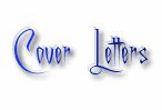 Job Application Cover Letters