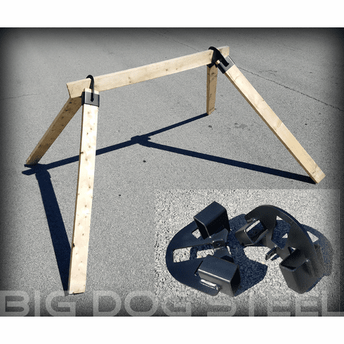 Portable 2x4 target Stand