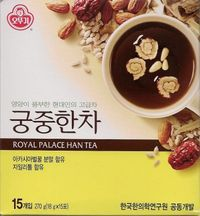 Korean Royal Palace Han Tea