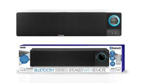 Sentry Bluetooth Surround Stereo Sound Bar with Remote, SPBAR