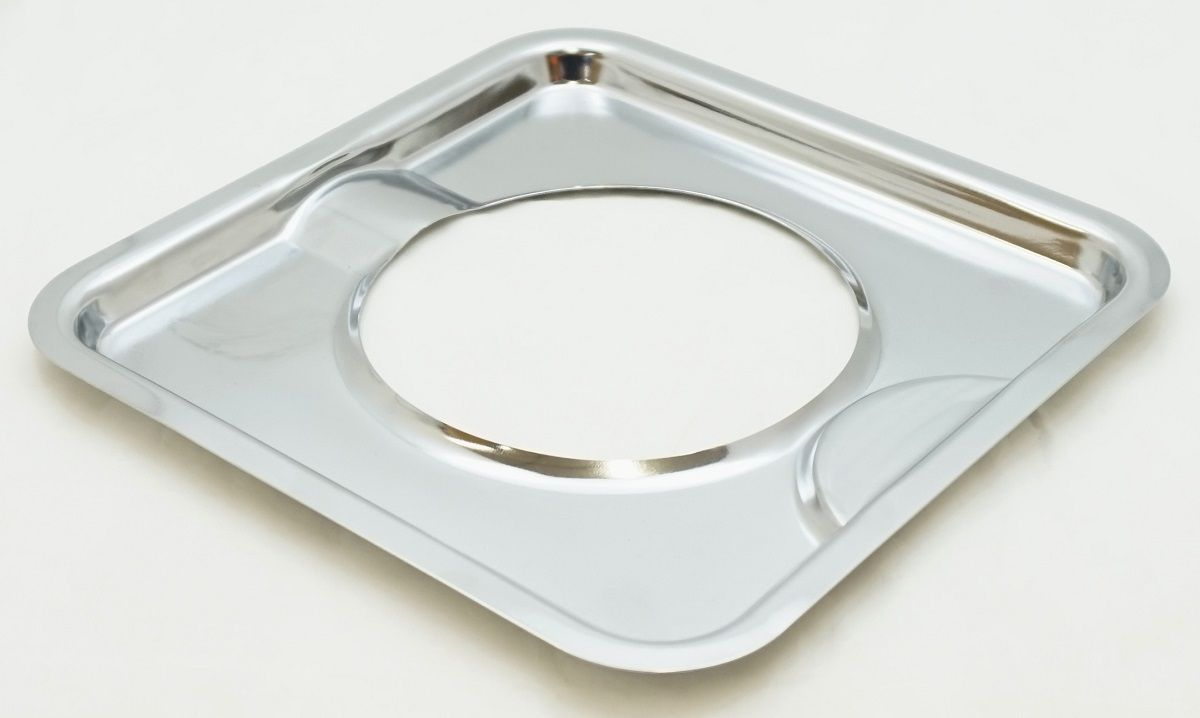 900s Square Gas Range Drip Pan For Whirlpool