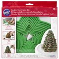 Wilton Cookie Tree Cutter 15 Piece Kit, 2104-5919