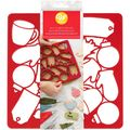 Wilton Holiday Multi-Cookie Cutter Sheet, 14 total cutouts, 2304-0-0013