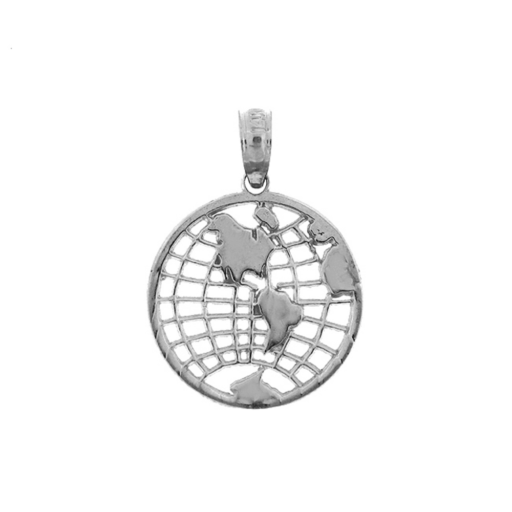Jewels Obsession Crab Pendant Sterling Silver 21mm Crab with 7.5 Charm Bracelet