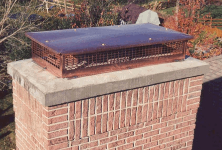 Custom Chimney Caps