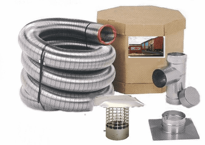 Double Ply Chimney Liner Kits