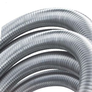 Single Ply S/S Chimney Liner Coils