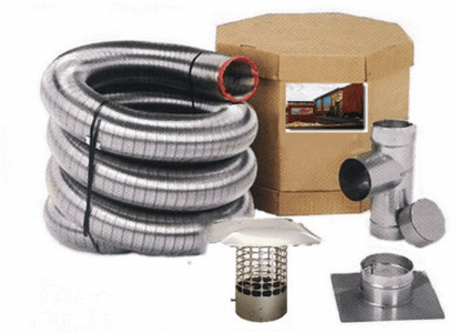 Single Ply Chimney Liner Kits