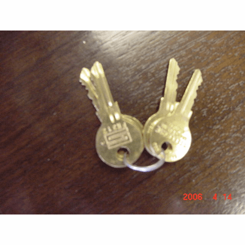 Steelcase Replacement Keys