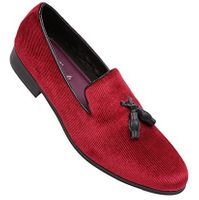 4c0c72794793f Mens Velvet Loafers | (Prom Shoes for LESS) | Contempo Suits
