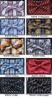 Bow Tie and Hanky Sets With Fancy Prints WBOW-8