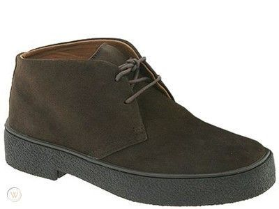 British Walkers Playboy Chukka Boot Brown Suede Classic