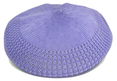 Bruno Men's Lavender Ivy Summer Mesh Cap