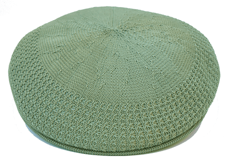 Bruno Men's Sage Green Ivy Summer Mesh Cap