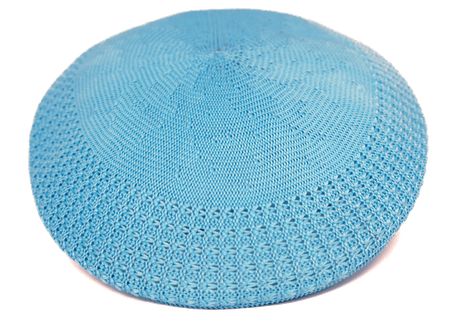 Bruno Men's Sky Blue  Ivy Summer Mesh Cap