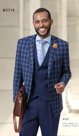 EJ Samuel Suits | EJ Samuel High Fashion Suits