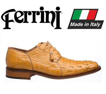 Ferrini Alligator Shoes