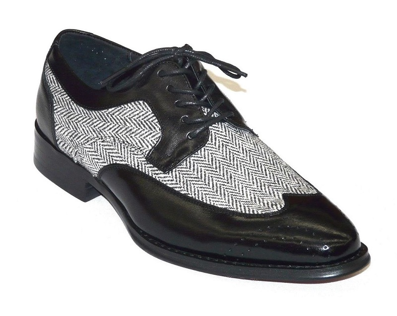 Giovanni Leather Dress Shoes