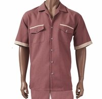 Giorgio Inserti by Inserch Mens Rust Heather Walking Set 742