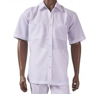 Giorgio Inserti by Inserch Mens White Stitch Walking Suit 741
