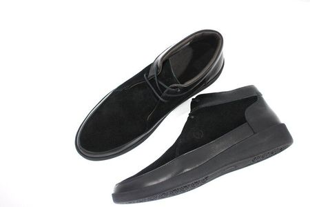 Johnny Famous Casual Men Shoes Central Park Black