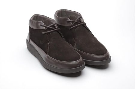Johnny Famous Casual Men Shoes Central Park Brown