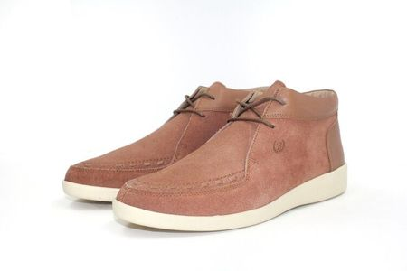 Johnny Famous Casual Men Shoes Soho Salmon