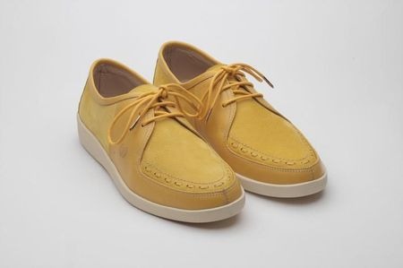 Johnny Famous Casual Shoes ODB Edition Yellow