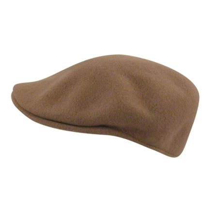 Kangol Mens Hats 100% Wool  504 Camel