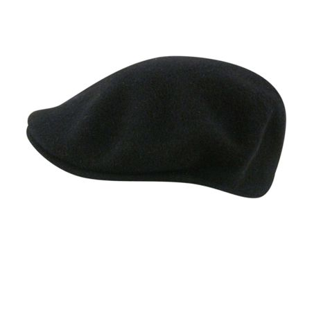 Kangol Hats Dark Blue Mens 100% Wool  504 Size S, L,XL