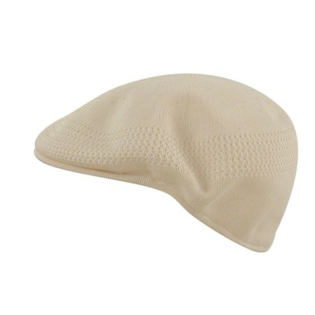 Kangol Mens Ventair 504 Hat Natural Cream  - click to enlarge