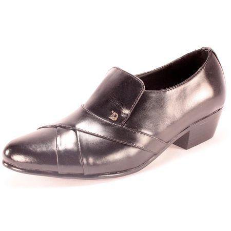 Mens Cuban Heel Shoes