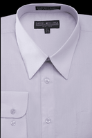Daniel Ellissa Mens Lilac Dress Shirt DS3001