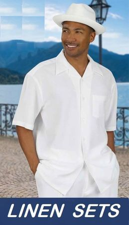 Mens Linen Outfits