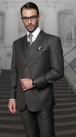 Mens Modern Fit Suits