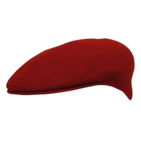 Mens Red Cool Weave Summer Cap CP0506