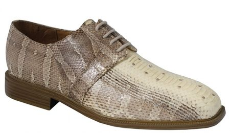 Mens Snakeskin Shoes and Boots