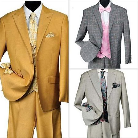 Men's Suits by Style