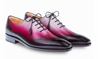 Mezlan Shoes Mens Black Multi Fade Lace Up Addy 8508