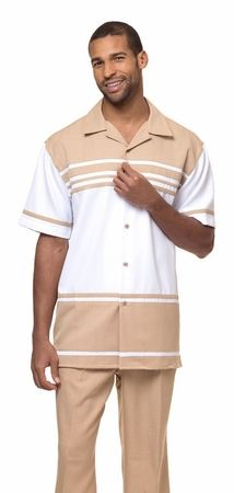 Montique Short Sleeve Walking Suits