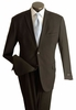 Orsini Mens Big Size 2 Button Executive Suit D62TBIG