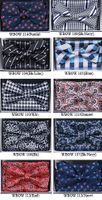 Silky Mens Bow Tie and Matching Hanky Sets WBOW-9
