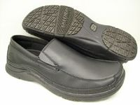 Skechers Mens New Black Raconteur Casual Safety Shoes 76802 IS