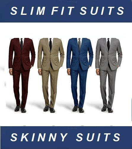 Slim Fit Store | Contempo Suits