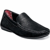 Stacy Adams Casual Slip On Shoes Black Cicero 25172-001 IS