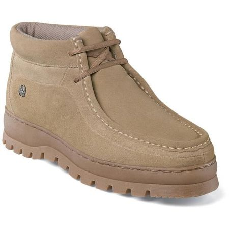 Stacy Adams Chukka Boots Sand Suede Moccasin 63169-269 - click to enlarge