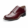 Stacy Adams Burgundy Original Madison Shoes 00012-05