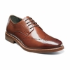 Stacy Adams Shoes Tan Wingtip Oxford Alaire 25128-221