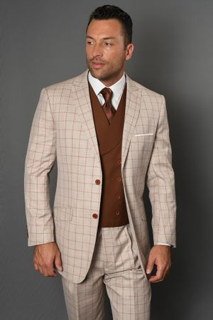 Statement Suits Regular Fit